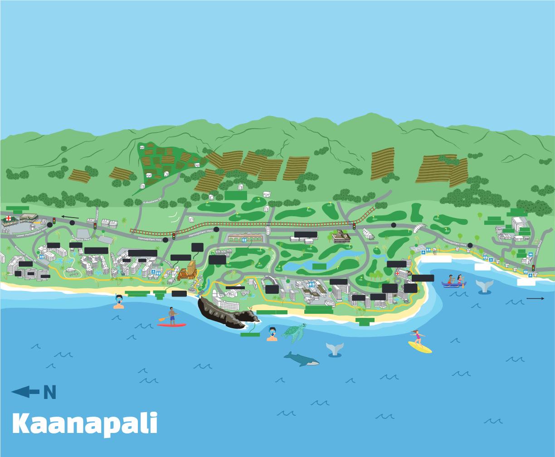 Kaanapali-Map-OF